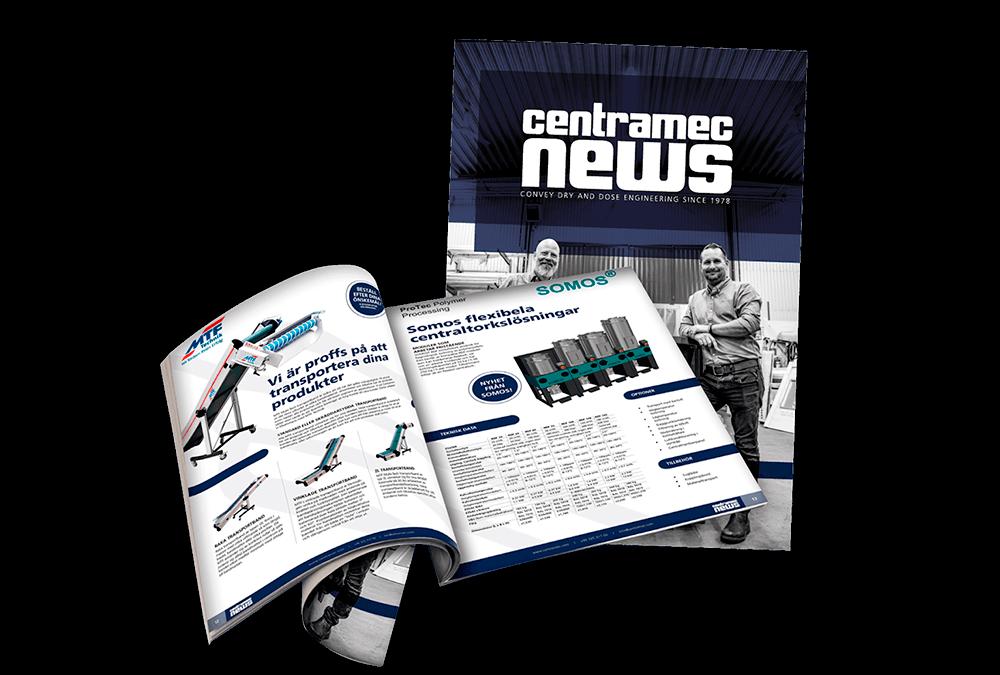 Centramec News Q3 – 2021